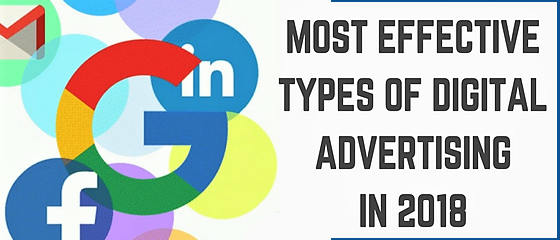 types of online advertisement