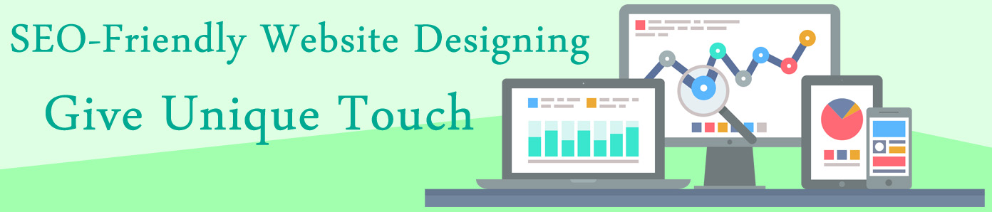SEO-friendly Website Designing Services in Gurgaon