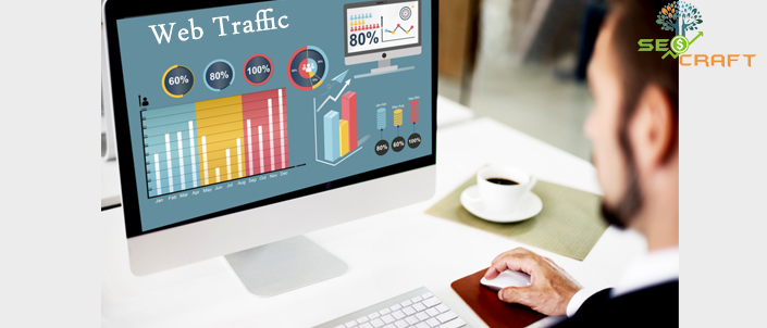 what is web traffic